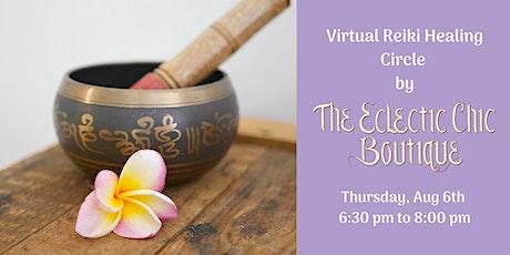 Virtual Reiki Healing Circle tickets