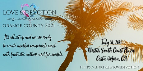 Love & Devotion Author Event  OC 2021- An All Romance Book Event! tickets