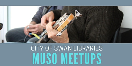 Midland Library Muso Meetups tickets