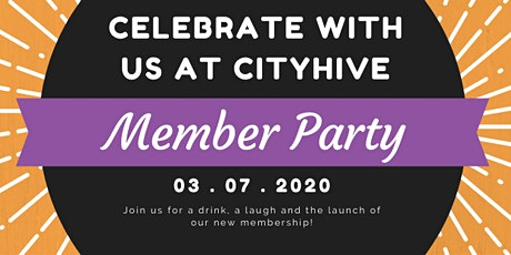 Member Party tickets