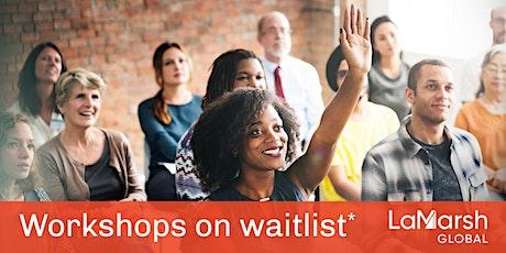 Managed Change Practitioner Workshop tickets