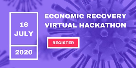 Virtual Hackathon - Sustainable Economic Recovery tickets