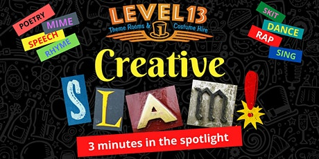 Creative Slam tickets