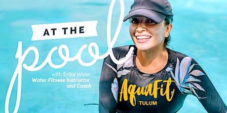 Join Us for a Happy Hour of Aquafit Tulum — LIVE ZOOM Classes tickets