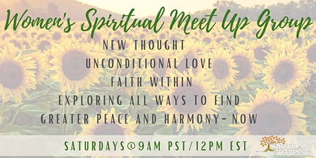 The Women's Spiritual Meet Up Group tickets