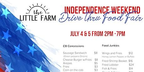 Independence Weekend Drive Thru Food Fair tickets