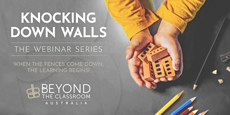 Knocking Down Walls - The Webinar Series tickets