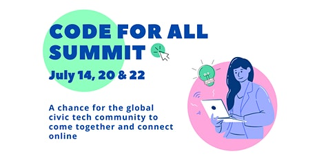 Code For All Summit 2020: Let's Talk About Online Meetings That Don't Suck! tickets