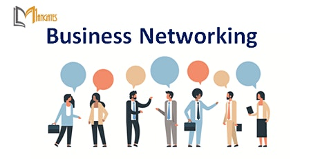 Business Networking 1 Day Virtual Live Training in Calgary tickets