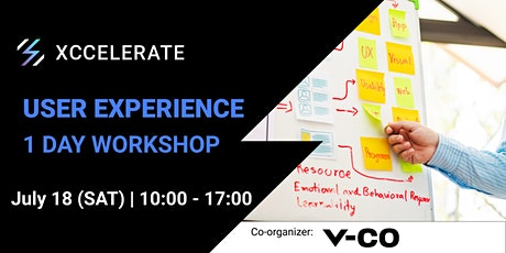 User Experience ONE DAY workshop tickets