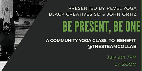 Be ONE Be PRESENT Community Collective Yoga tickets