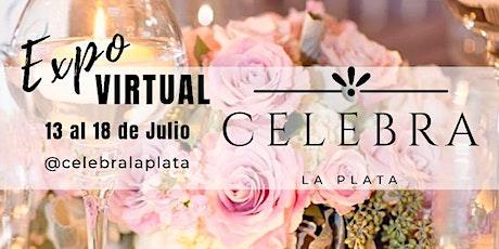 EXPO VIRTUAL CELEBRA LA PLATA  / TERCERA EDICIÓN entradas