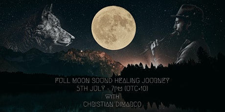 Full Moon with Christian Dimarco - 5th July 2020 tickets