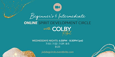 Beginner's & Intermediate I-Spirit Development Circle tickets