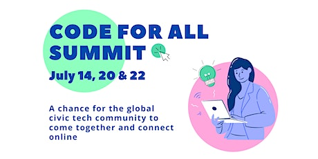 Code For All Summit 2020: How to Get the Best Out of Civic Tech tickets