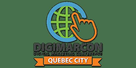 Quebec City Digital Marketing Conference billets