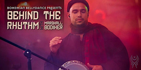 Behind the Rhythm with Marshall Bodiker tickets