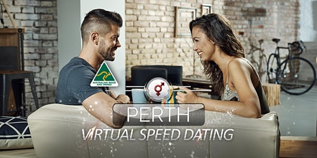 Perth Virtual Speed Dating | 34-46 | July tickets