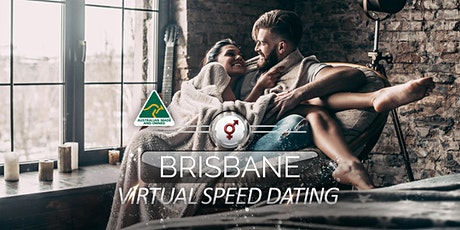 Brisbane Virtual Speed Dating | 34-46 | August tickets