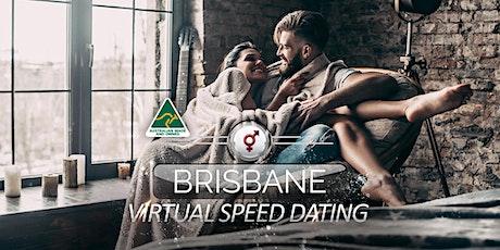 Brisbane Virtual Speed Dating | 40-55 | October 1st tickets