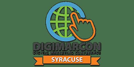 Syracuse Digital Marketing Conference tickets