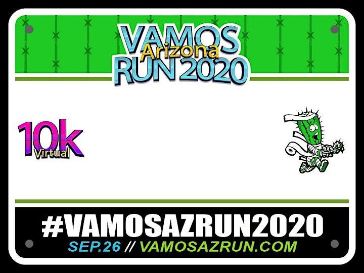 Vamos AZ Run 2020 image