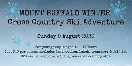 Mount Buffalo Winter Adventure for Young People tickets