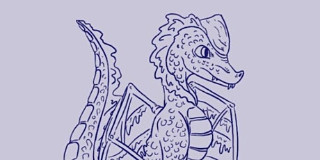 Drawing Dragons and Designing Creatures with Lauren Mullinder tickets