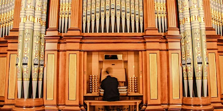 1877 Hill & Son Grand Organ Tours 'A Sound Taste' tickets