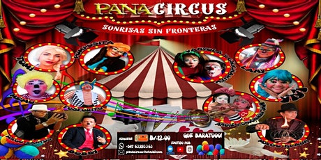 PANACIRCUS, Sonrisas sin Fronteras tickets