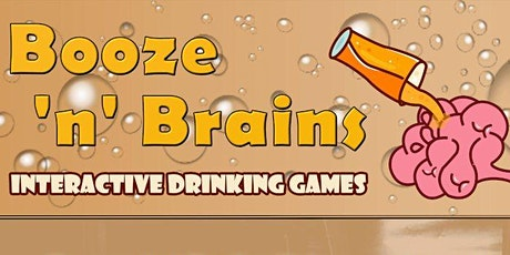 Booze n Brains Interactive Drinking Games Canada tickets
