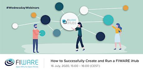 How to Successfully Create and Run a FIWARE iHub biglietti