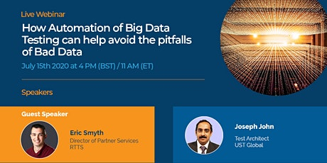 How Automation of Big Data Testing can help avoid the pitfalls of Bad Data tickets