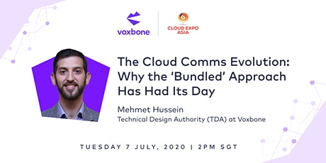The Cloud Comms Evolution: Why the 'Bundled' Approach Has Had Its Day. tickets