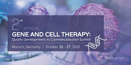2nd Annual Gene and Cell Therapy Summit Tickets