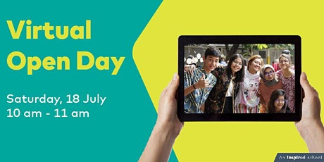 ACG School Jakarta Virtual Open Day tickets