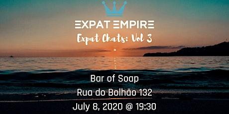Expat Chats: Vol 3 tickets
