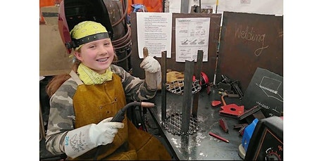 METAL ART CAMP for YOUTH and/or ADULTS [Full Day] (08-24-2020 starts at 9:00 AM) tickets