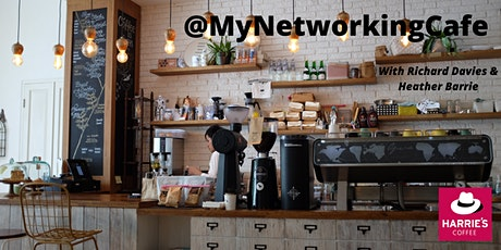 Networking and LinkedIn Posting Extravaganza  @MyNetworkingCafe tickets