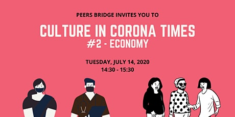 Culture in Corona Times # 2 : Economy tickets