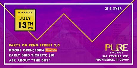 Party On Penn Street 2.0 tickets