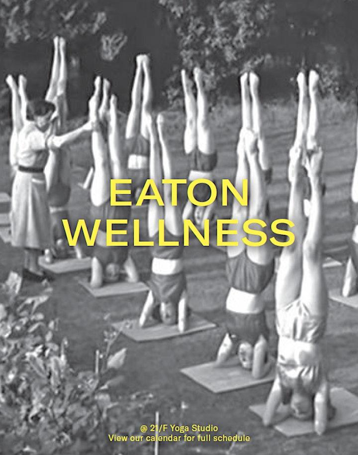 Yin Yang Yoga at Eaton HK image