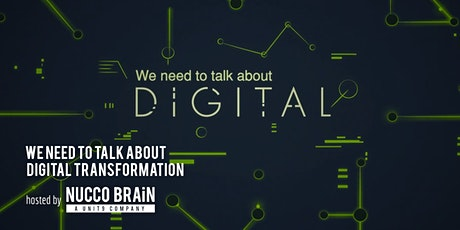 We Need to Talk About Digital Transformation tickets