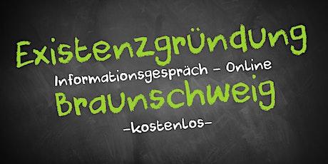 Existenzgründung Online kostenfrei - Infos - AVGS Braunschweig Tickets