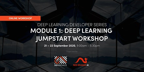 Deep Learning Jumpstart Workshop ( 21 – 22 September 2020) tickets