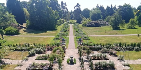Cholmondeley Castle Gardens tickets