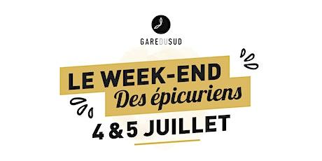 Atelier  Confection de tartines - Aix et Terra  • WEEKEND DES ÉPICURIENS tickets