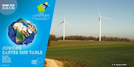 Éoliennes et biodiversité billets
