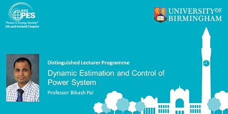 Webinar: Dynamic Estimation and Control of Power System tickets