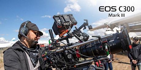 Termin: Canon C300 Mark III Hands-on | VIDEO DATA Tickets